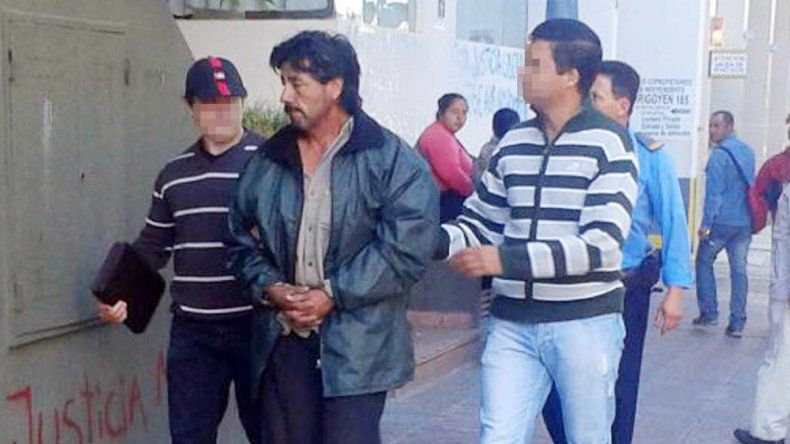Reinaldo Ulloa volvió a la cárcel después de 14 años prófugo.