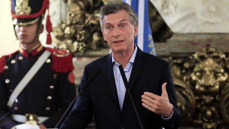 Macri recibirá a un centenar de empresarios