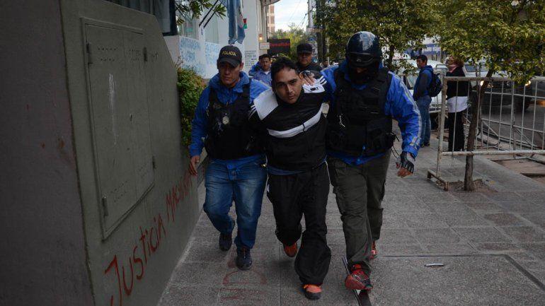 Capturaron al líder de Los Champú a punto de escaparse a Chile