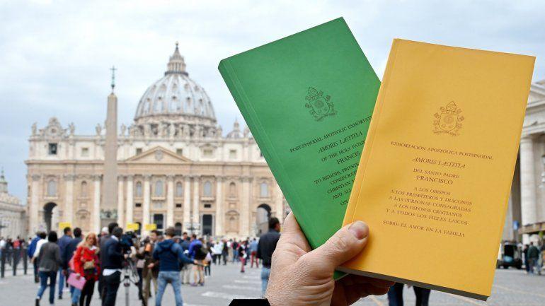 La encíclica Amoris Laetitia