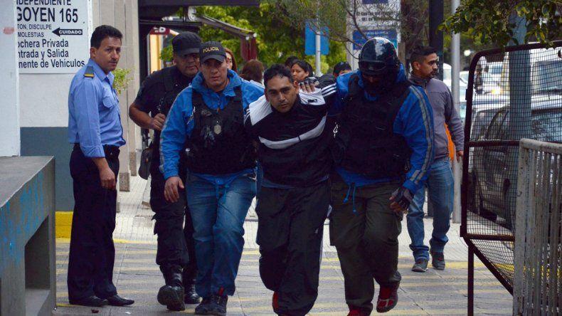 El líder narco Bolita Alveal