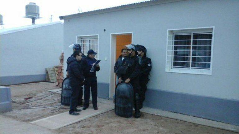 Detuvieron en Cuenca XVI a un peligroso prófugo que participó en una entradera