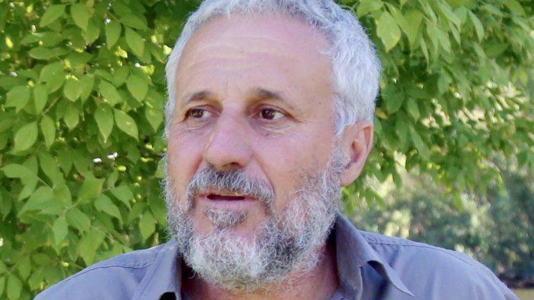 Andrés Peressini. Jefe comunal de Plottier