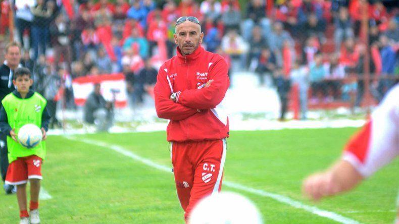 El entrenador del Rojo consideró que sus dirigidos fueron más que su rival