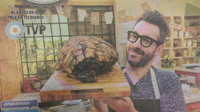 Cocineros Argentinos te invita a una fiesta en tu cocina