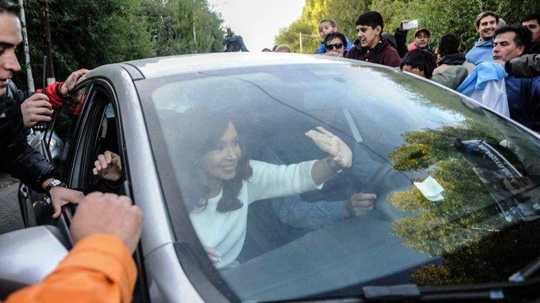 Cristina pidió la destitución del juez Bonadio por mal desempeño