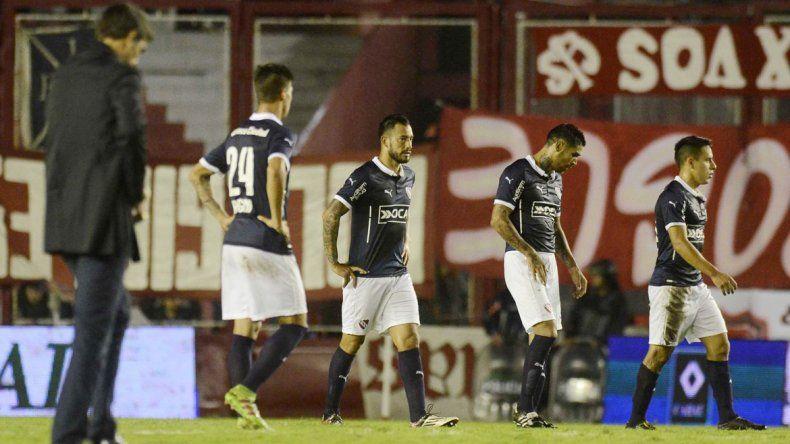 Independiente está a cuatro puntos del primero