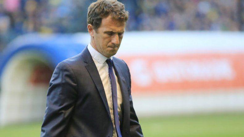 El Xeneize despidió al Vasco Arruabarrena en la fecha 5 debido al pésimo arranque de año.