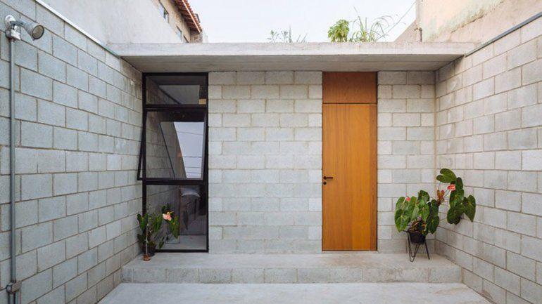 Una empleada doméstica ganó un premio internacional de arquitectura