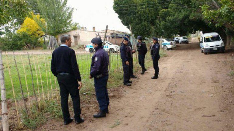 Hallaron el cuerpo calcinado de una nena y hay tres detenidos