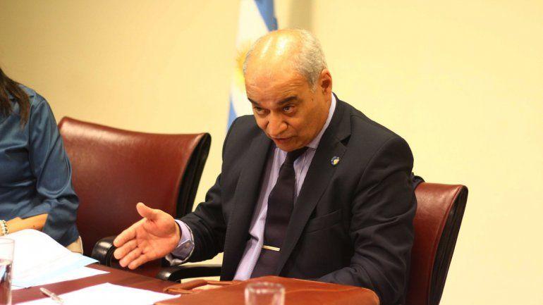 La Legislatura habilitó el pliego de Di Maggio