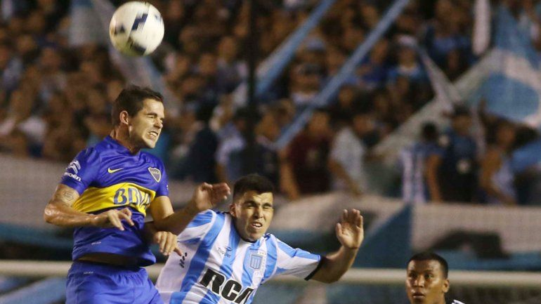 En el partido de ida jugado en la Bombonera (vacía) empataron 0-0.