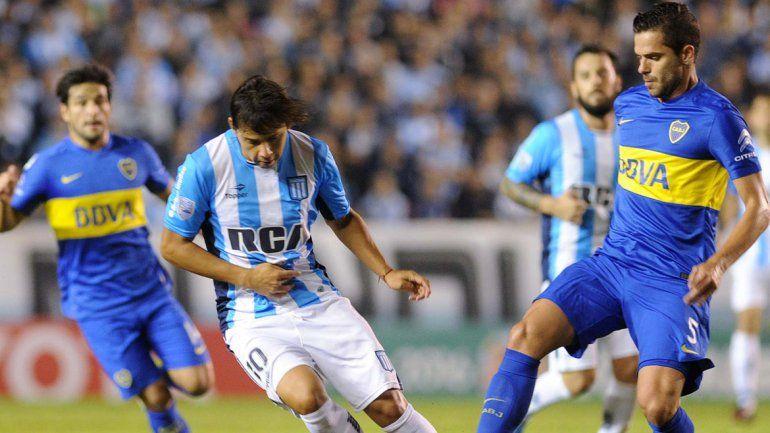Boca venció 1 a 0 a Racing y logró su pase a octavos de final