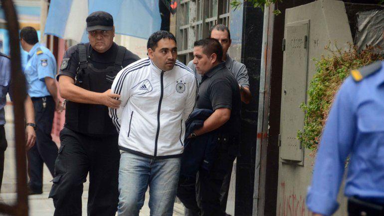 El Bolita sigue preso y en una próxima audiencia se sabrá la pena.