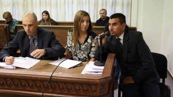 El cabo Cerda está acusado de matar al penitenciario Lucas Ibáñez.