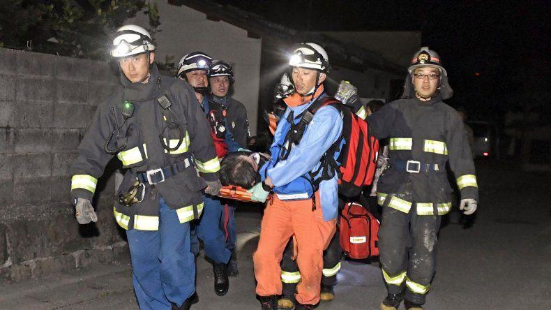 Un terremoto de 6,4 grados golpeó el suroeste de Japón
