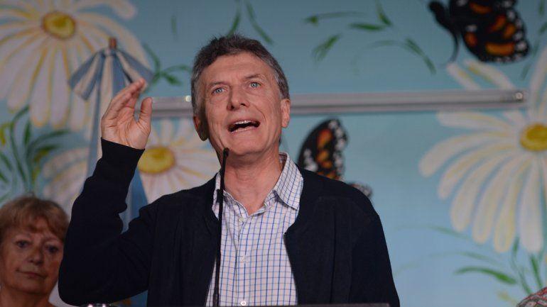 Macri anunció medidas sociales para los sectores más vulnerables