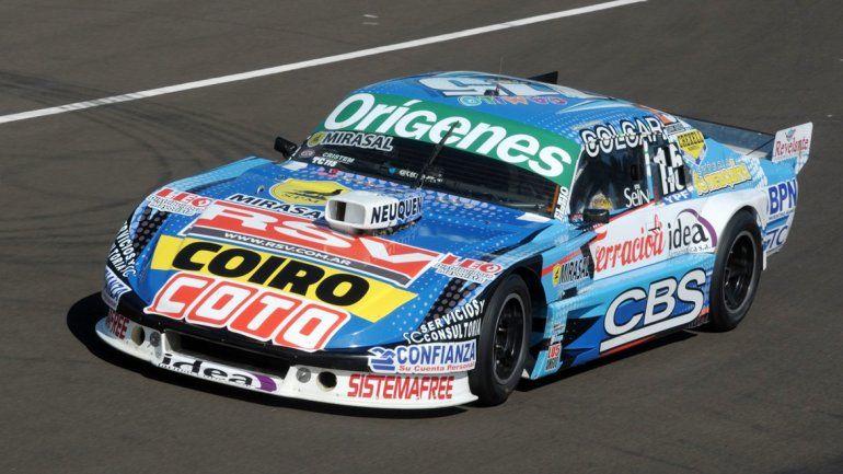 Manu Urcera salió adelante en una clasificación complicada y Camilo sigue con problemas de chasis.
