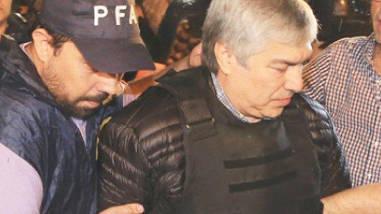 Lázaro Báez está acusado de supuesto lavado de dinero.