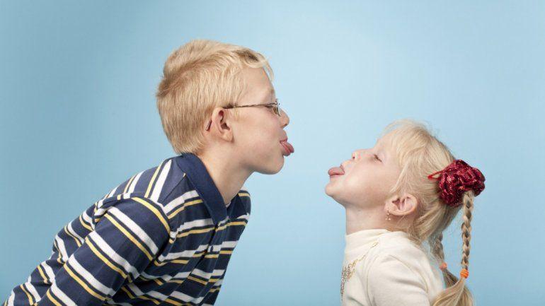 Es importante que los niños no generen competencia entre ellos.