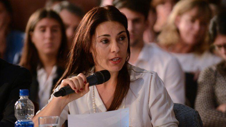 La senadora presentó un proyecto de Ley de reforma tributaria.