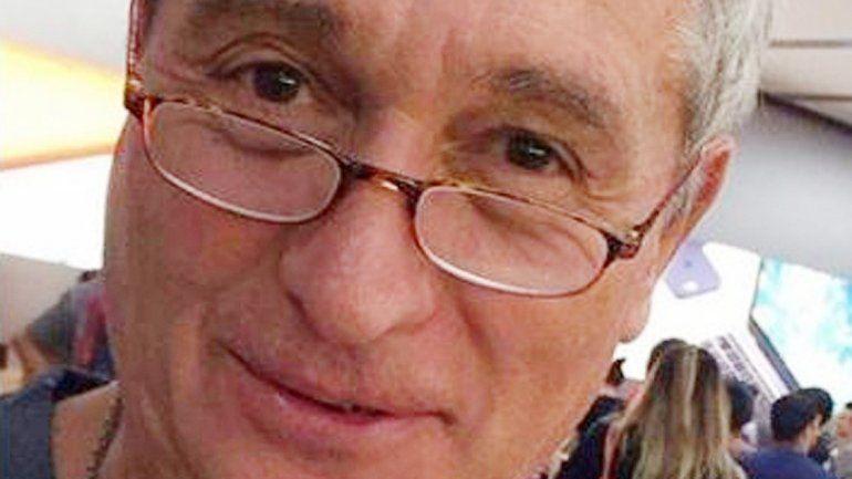 Jorge Chueco fue detenido en un hotel de Encarnación.