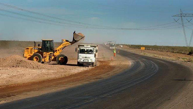 Comenzaron las obras de ampliación de rutas del Corredor Petrolero
