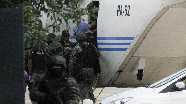 El abogado Jorge Chueco fue trasladado a Buenos Aires