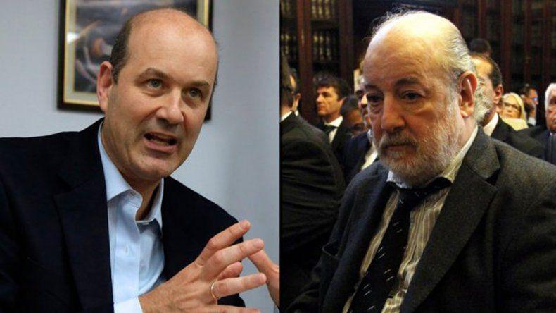 El presidente del Banco Central de la República Argentina (BCRA)