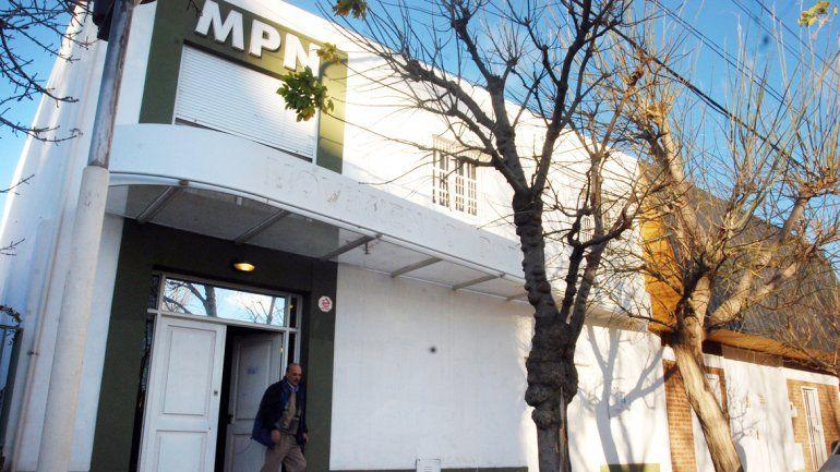 La Junta de Gobierno del MPN