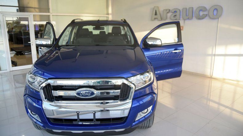 Se presentó en Neuquén la nueva Ford Ranger