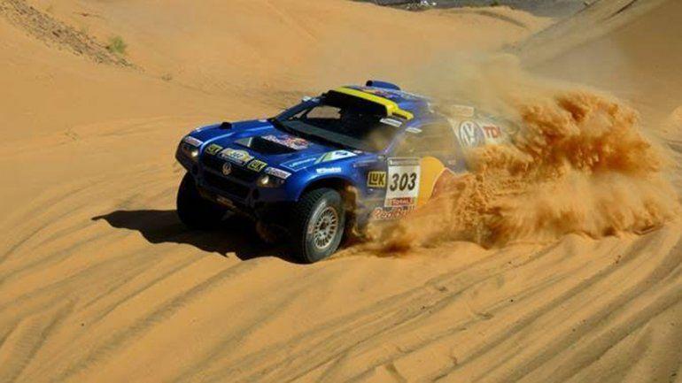 Una de las etapas del Dakar 2017 se correrá en el norte neuquino