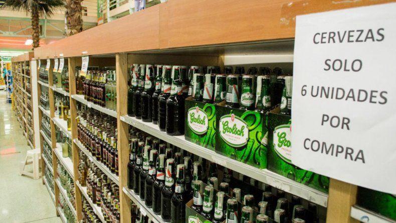 La cerveza es la bebida alcohólica favorita de los venezolanos. La escasez también llega a este rubro.