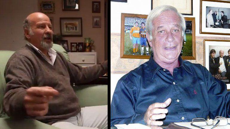 Escuchá el divertido cruce entre el papá de los Mellizos y el Tano Pasman