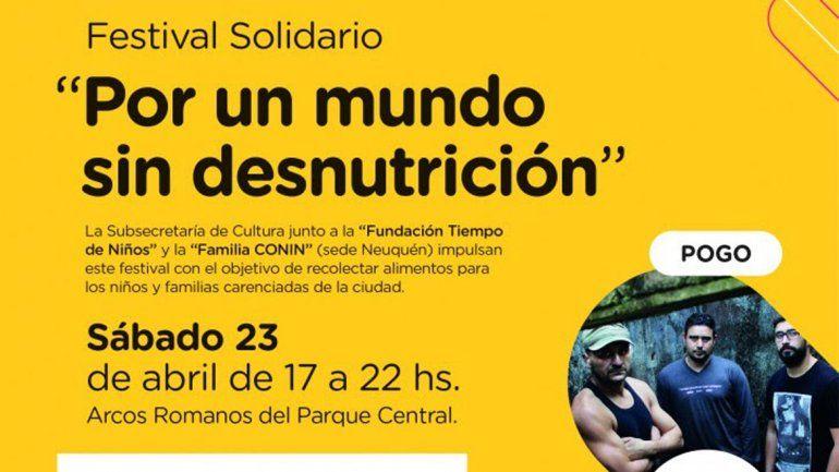 El festival es impulsado por la subsecretaría de Cultura.