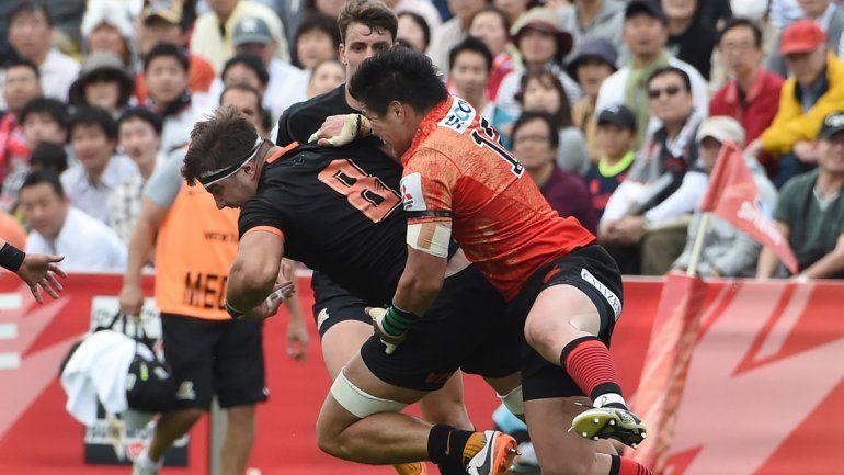 Los Jaguares perdieron ante Sunwolves en Japón