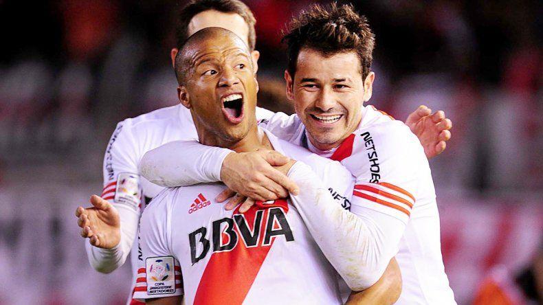 En 2015 festejó el Millonario dejando afuera a Boca en octavos de final.