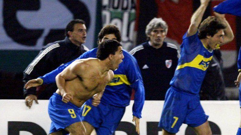 En la semifinal de 2004