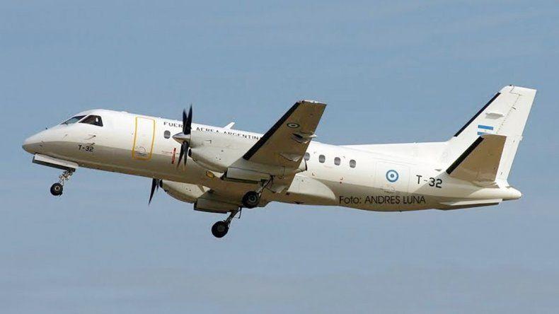Se utilizarán aviones de mediano porte de hasta 50 pasajeros.