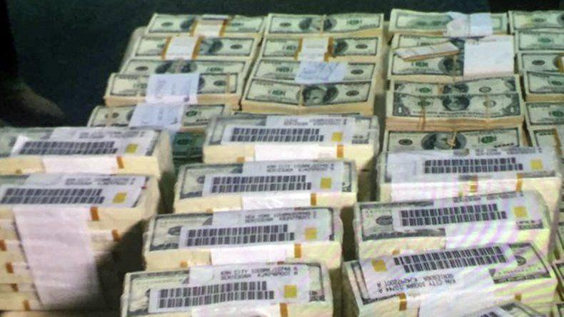 Fútbol para Todos: secuestran 2 millones de dólares