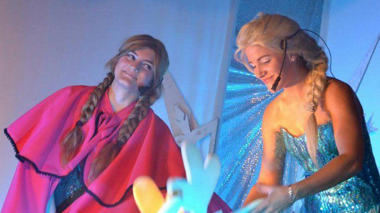 Original. La historia de las princesas está basada en los clásicos cuentos de Disney.