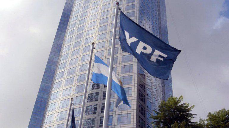Miguel Ángel Gutiérrez asumió como presidente de YPF