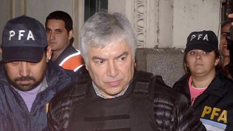 El empresario santacruceño está acusado de lavado de dinero.