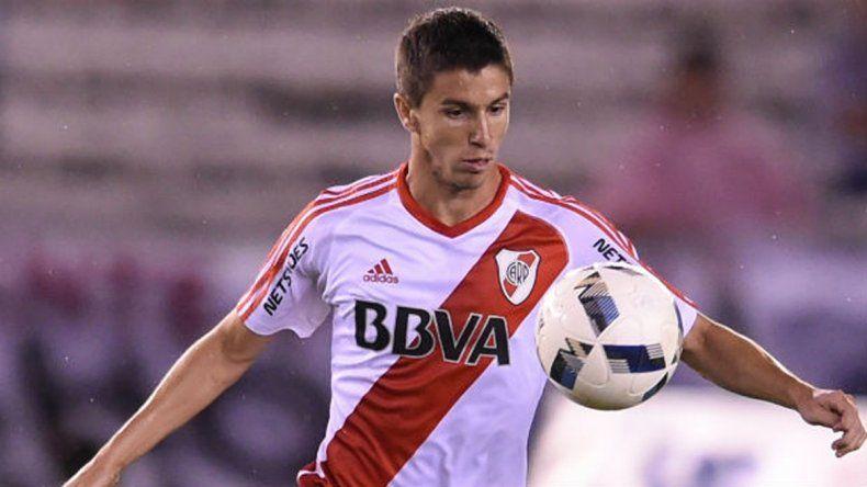 Gallardo incluyó a Nacho Fernández entre los titulares