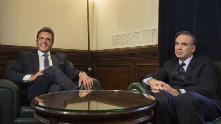 Massa acordó con Pichetto impulsar una ley de incentivo a las pymes.
