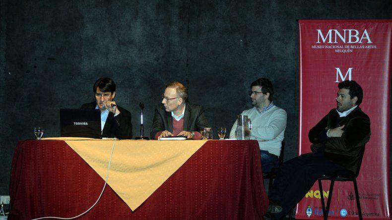 Jornadas Oncologicas Hospitalarias en el MNBA.