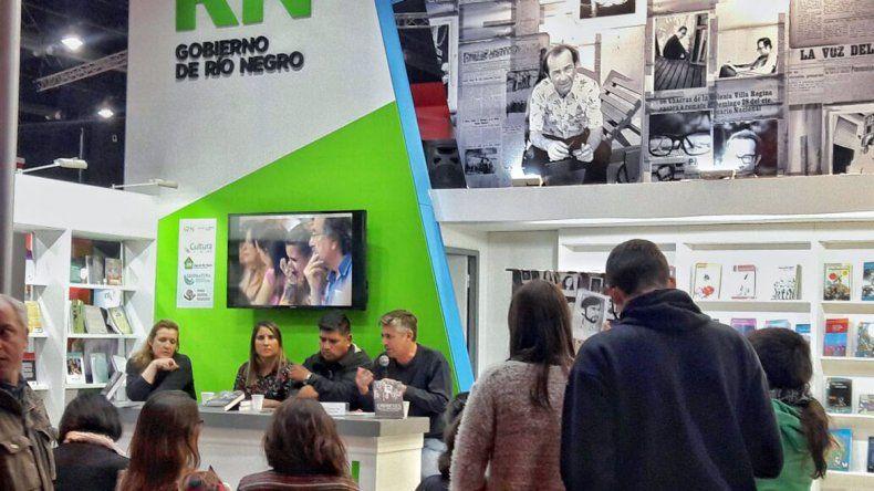 Presentaron libro sobre la dictadura en el Alto Valle en Buenos Aires