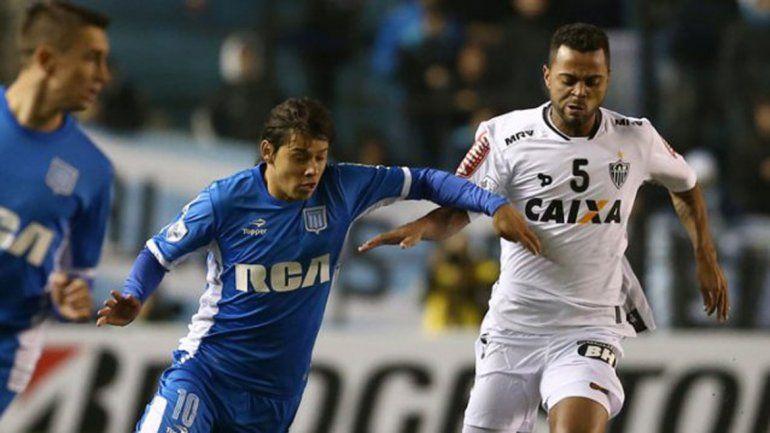 Racing quiere dar el golpe en su visita a Atlético Mineiro
