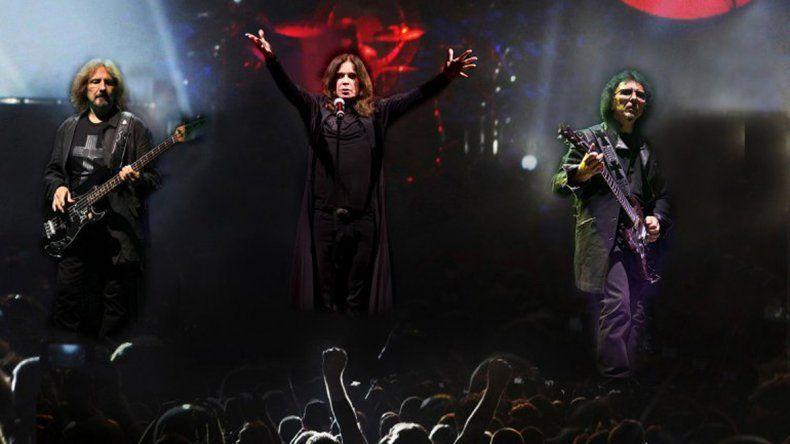 Black Sabbath visitará la Argentina en su última gira