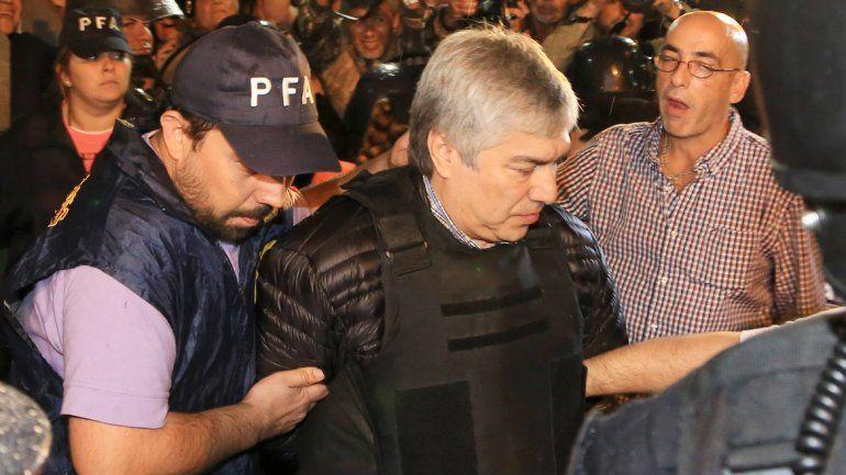 Lázaro Báez: No sé por qué estoy detenido